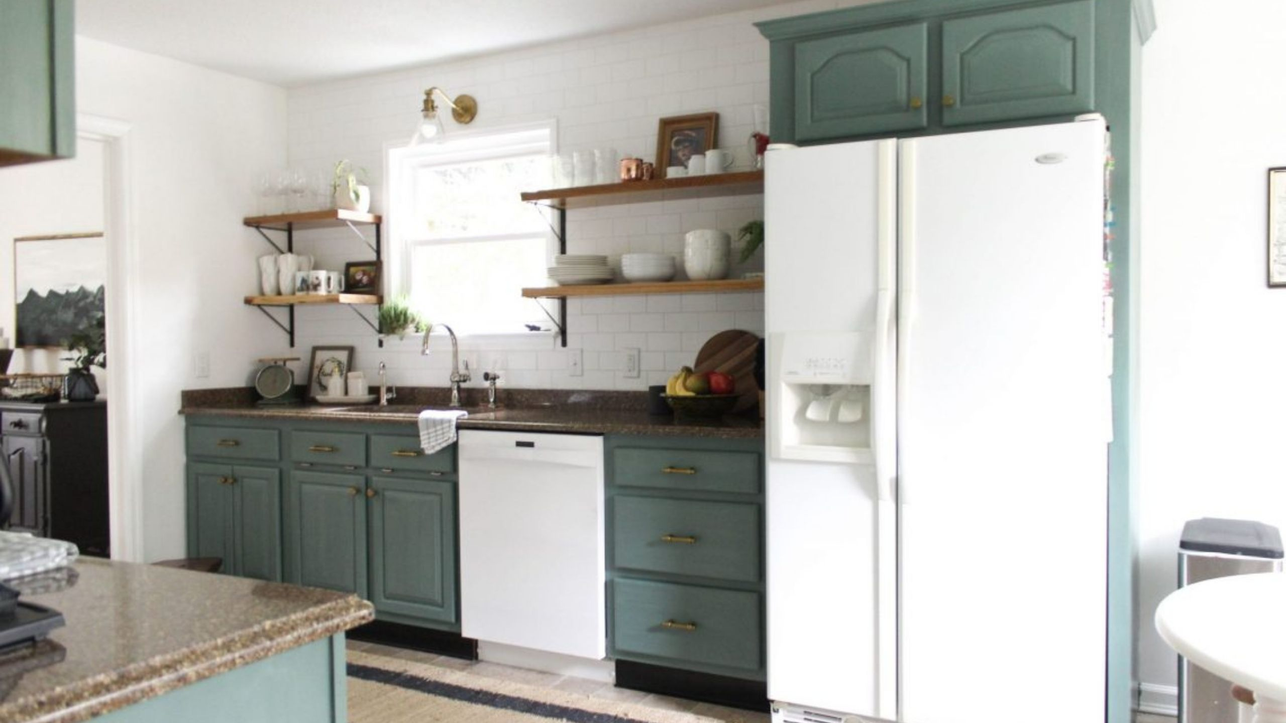 How To Paint Kitchen Cabinets Country Chic Paint