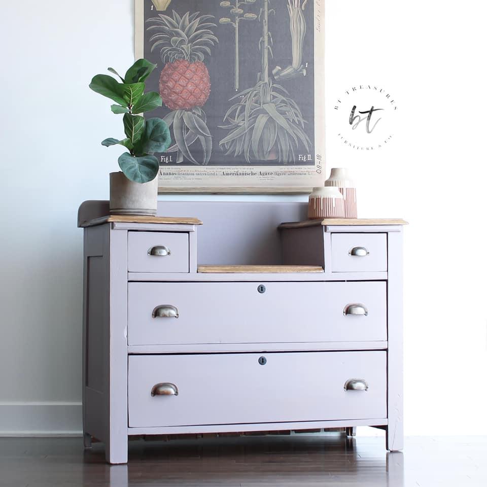 Storage Cabinet/Dresser in Cobblestone
