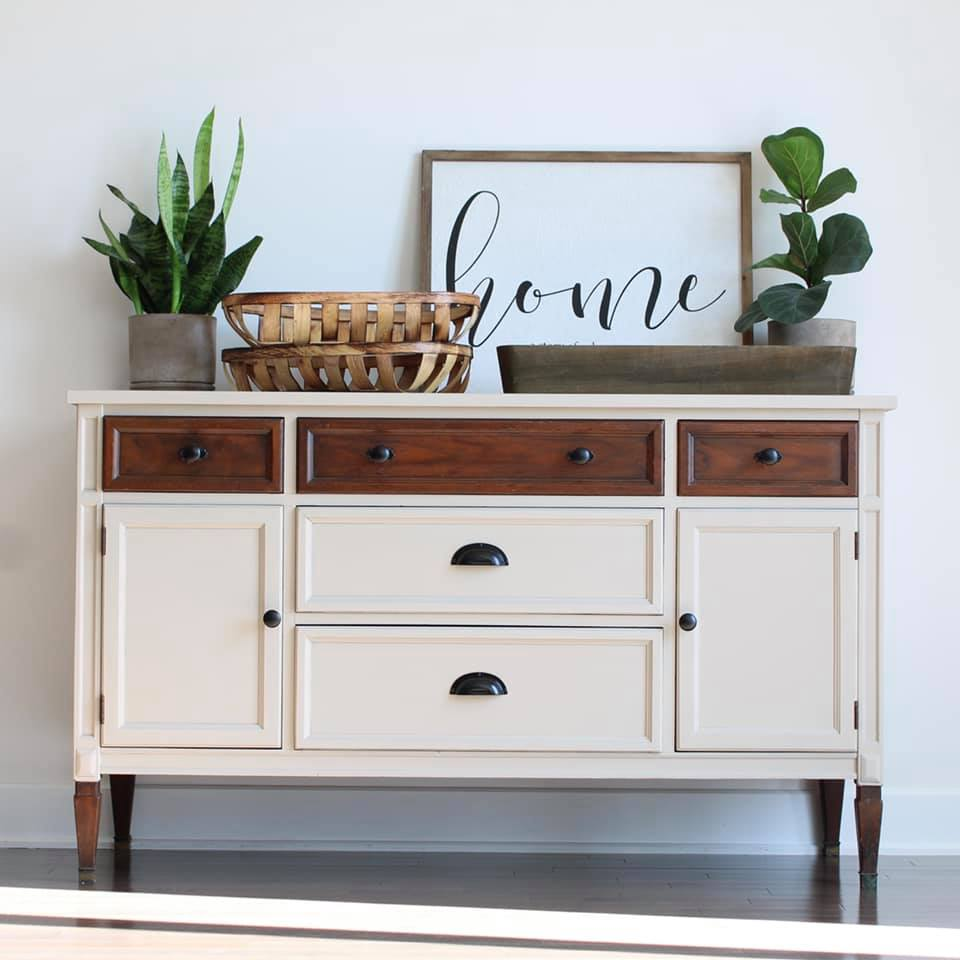 Buffet/Cabinet in Soiree and Dark Wood